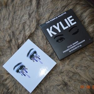 Authentic Kylie Jenner Purple Palette